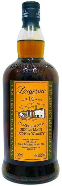 Longrow - 14 year old Single Malt Scotch (750ml)
