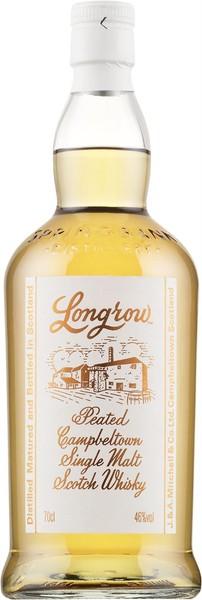 Longrow - Peated Scotch 92 Proof (750ml)