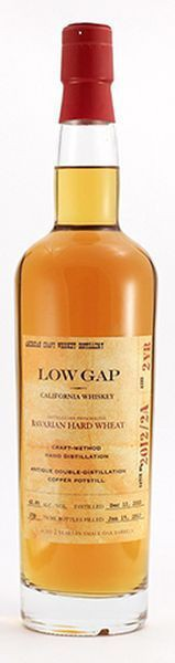 Low Gap - Clear Rye Whisky (750ml)
