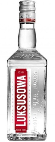 Luksusowa - Triple Distilled Vodka (1L)