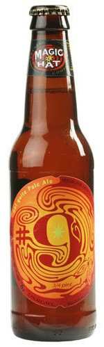 Magic Hat - Not Quite Pale Ale 12oz - 6 Pack