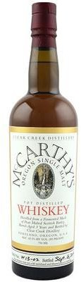 Mccarthys - Oregon Single Malt (750ml)