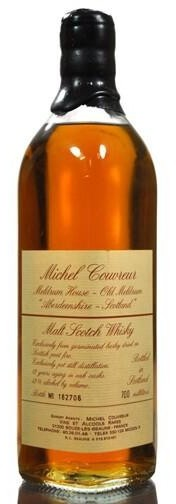 Michel Couvreur - Overaged 12 Year (750ml)