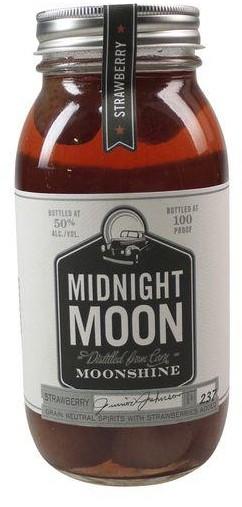 Midnight Moon - Strawberry (750ml)