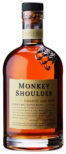 Monkey Shoulder - Blended Scotch (750ml)