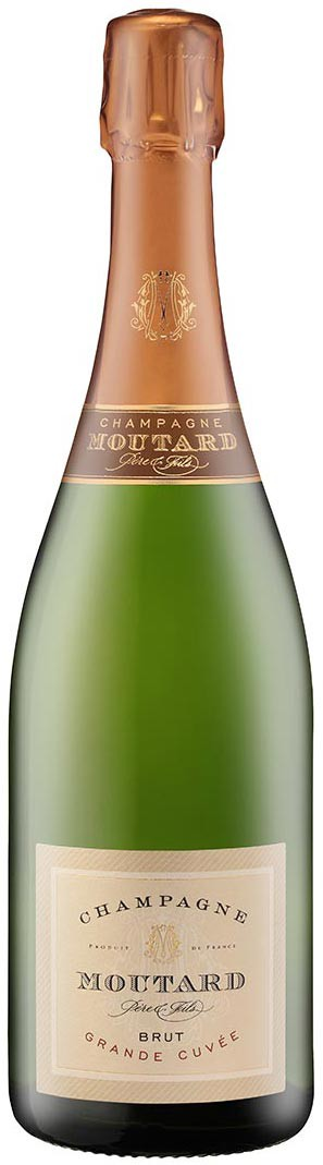 Moutard - Brut Grande Cuvee (750ml)