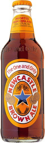 New Castle Brown Ale 12oz - 6 Bottles