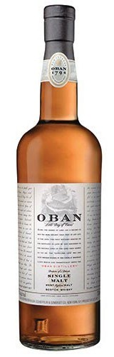 Oban - Single Malt Scotch 14 Year Highland (750ml)