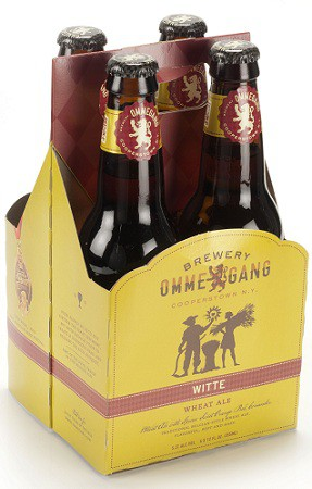 Brewery Ommegang Witte 12oz - 4 Pack