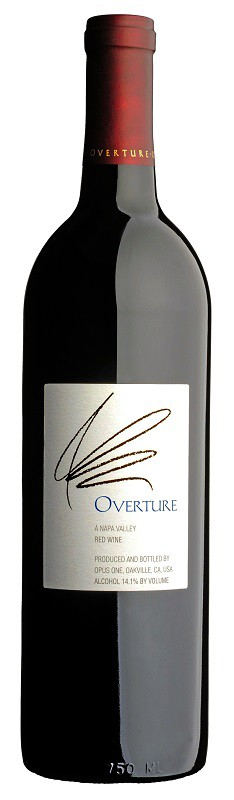 Opus One - Overature (750ml)