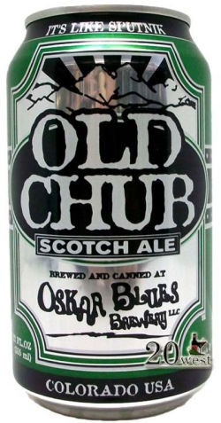 Oskar Blues - Old Chub Scotch Ale 12oz - 6 Cans