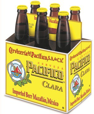 Pacifico Clara 12oz - 6 Pack