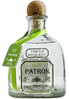 Patrón - Silver Tequila (750ml)