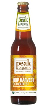 Peak Organic - Hop Harvest Octoberfest 12 Bottles