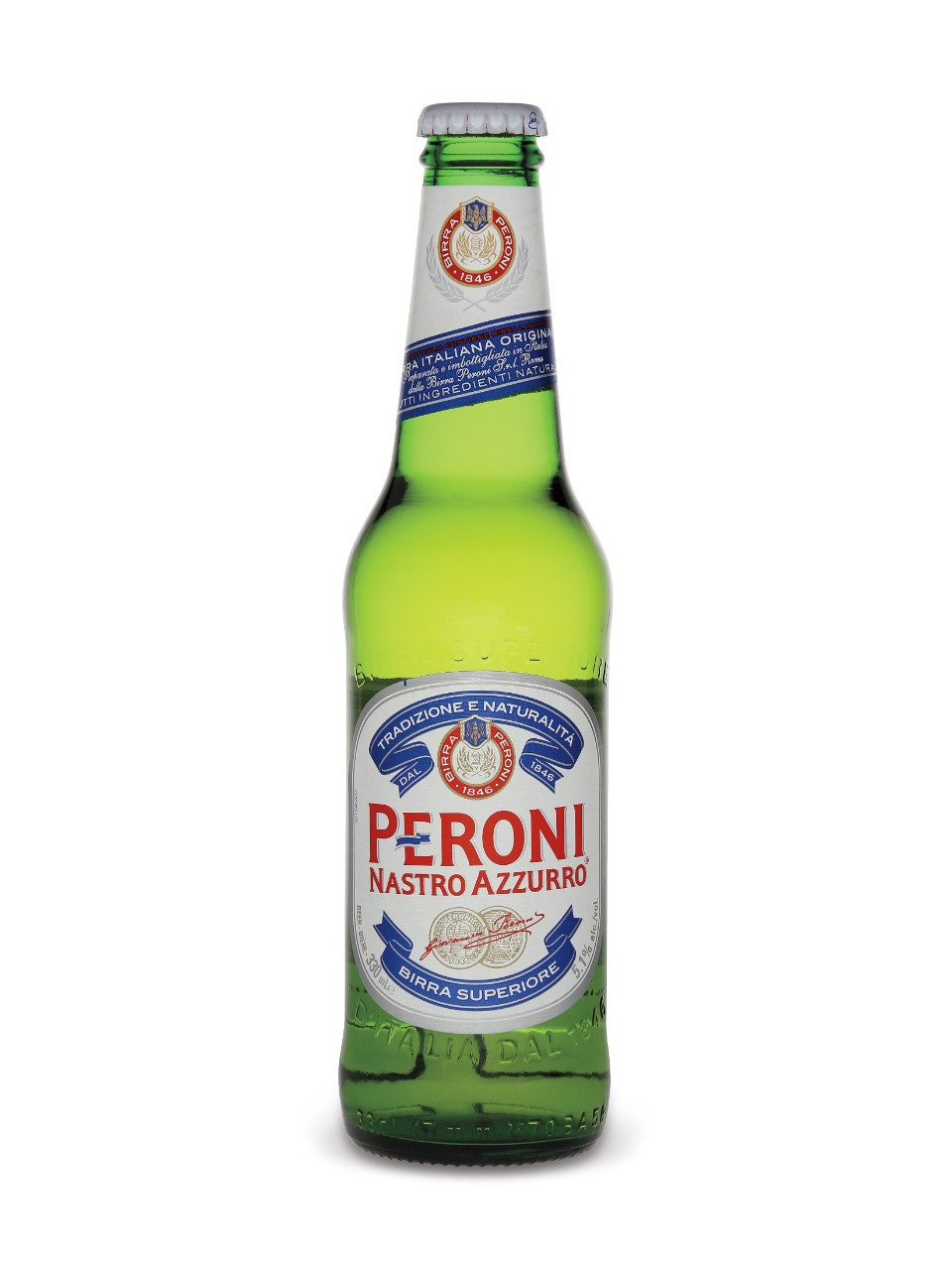 Peroni Beer 12oz - 12 Bottles