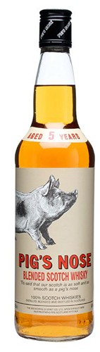 Pig's Nose - Blended Scotch (750ml)