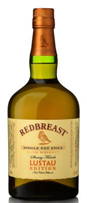 Redbreast Irish Whiskey Sherry Finish Lustau Edition 750ml
