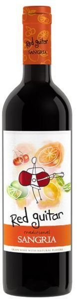 Red Guitar - Traditional Sangria (750ml)