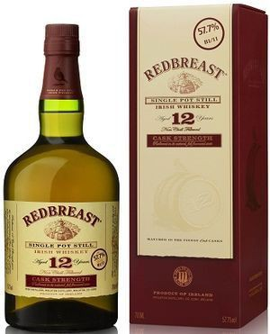 Redbreast - 12 Year Cask Strength (750ml)