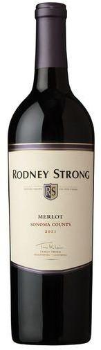 Rodney Strong - Merlot Sonoma (750ml)