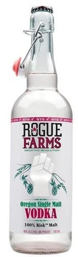 Rogue Farms - Single Malt Oregon (750ml)