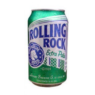 Roling Rock Ex Pale Cans 12oz - 12 Cans