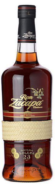 Ron Zacapa Centenario - Rum 23 Year (750ml)
