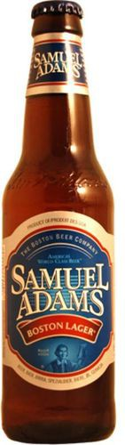 Samuel Adams Boston Lager 12oz - 6 Bottles