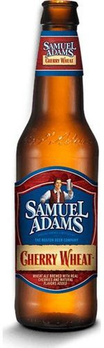 Samuel Adams Cherry Wheat 12oz - 12 Bottles