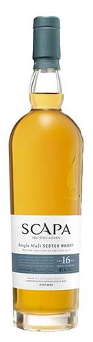 Scapa - Single Malt Scotch 16 YR (750ml)