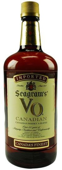 Seagram's - V.O. Canadian Whiskey (1L)