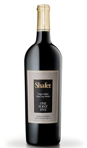 Shafer - One Point Five Cabernet Sauvignon Napa Valley (750ml)