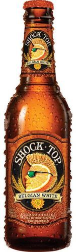 Shock Top Belgian White - 12oz - 24 Bottles