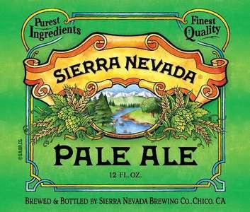 Sierra Nevada Pale Ale, 5.23 Gal - Sixtel Keg
