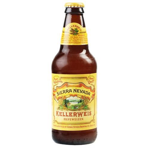 Sierra Neveda - Kellerweis Hefweizen 12oz - 24 Bottles