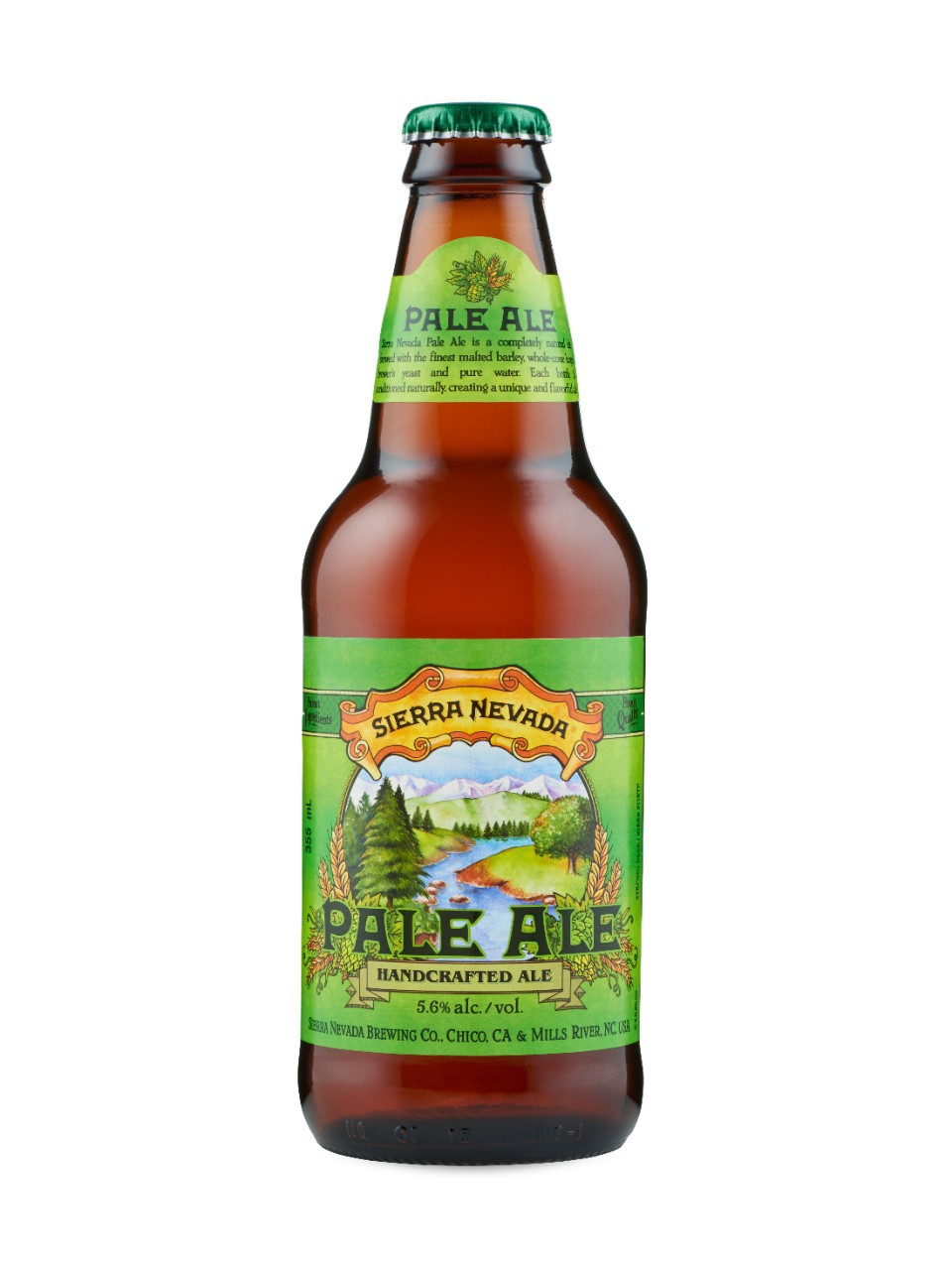 Sierra Neveda - Pale Ale 12oz - 6 Bottles