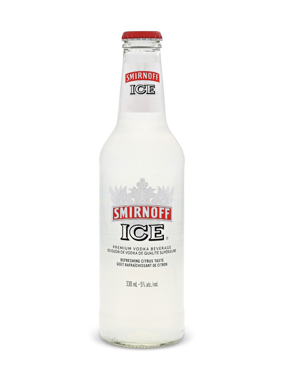 Smirnoff - Original 12oz - 12 Bottles