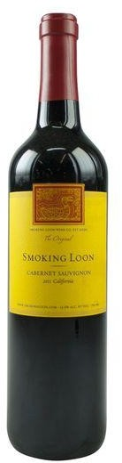 Smoking Loon - Cabernet Sauvignon California (750ml)