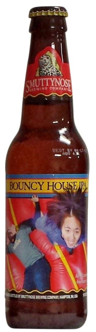 Smuttynose - Bouncy House IPA 12oz - 24 Pack