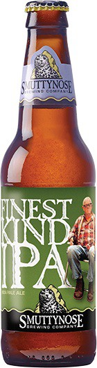 Smuttynose - Finest Kinda IPA 12oz - 6 Bottles