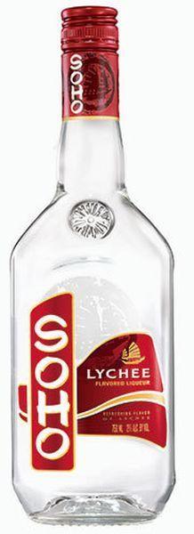 Soho - Lychee Flavored Liqueur (750ml)