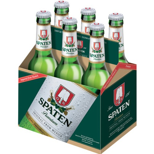Spaten 12oz - 6 Bottles