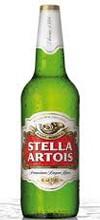 Stella Artois Bottles 12oz - 6 Bottles