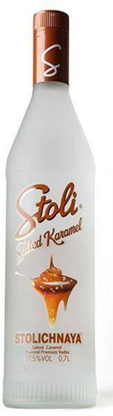 Stolichnaya - Salted Caramel (1L)
