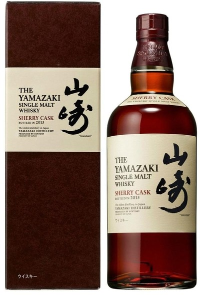 Suntory - Yamazaki Sherry Cask Single Malt Whisky 2016 Edition (750ml)