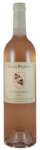 Anne Pichon Rhone Gris Montagne Rose