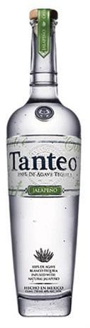 Tanteo - Jalapeno Infused Tequila (750ml)