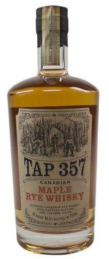 Tap 357 - Maple Rye Whisky (750ml)