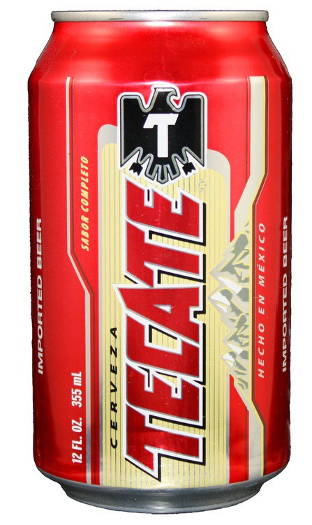 Tecate 12oz - 6 Cans