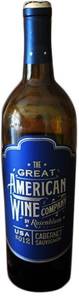 The Great American Wine Co - Cabernet (750ml)